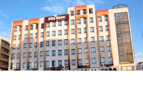 HotelCity Rose Hotel Suites