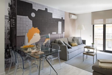 Apartamentos Eric Vökel Boutique Apartments Bcn Suites