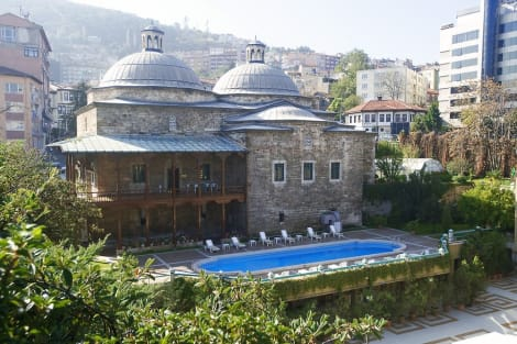 Kervansaray Thermal-Convention Center & Spa Hotel