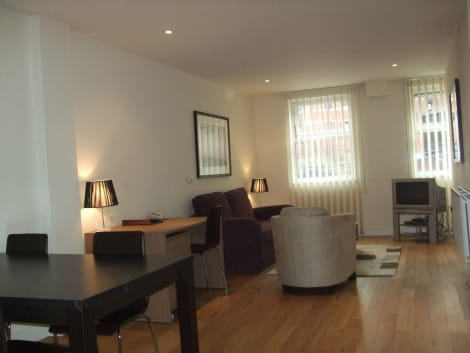 Reading Serviced Apartments Apartaments