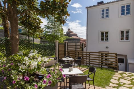 Hotel Apartamentos Nova Compostela