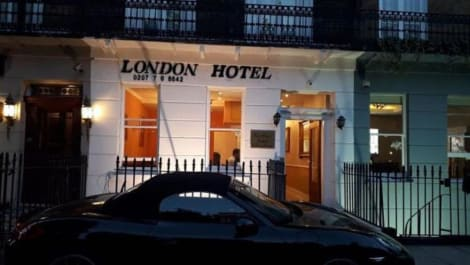 Hotel London Hotel Paddington