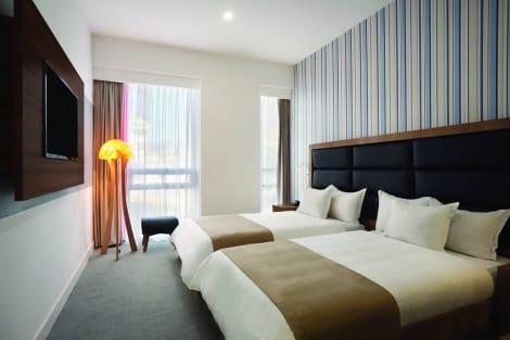 TRYP by Wyndham Mexico City World Trade Center Area Hotel
