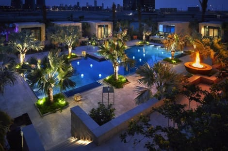 Four Seasons Hotel Bahrain Bay Hotel