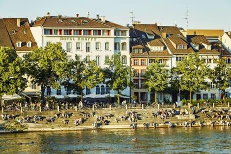 HotelKrafft Basel