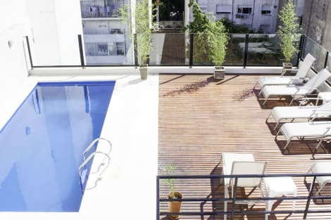 Hotel Arenales Suites