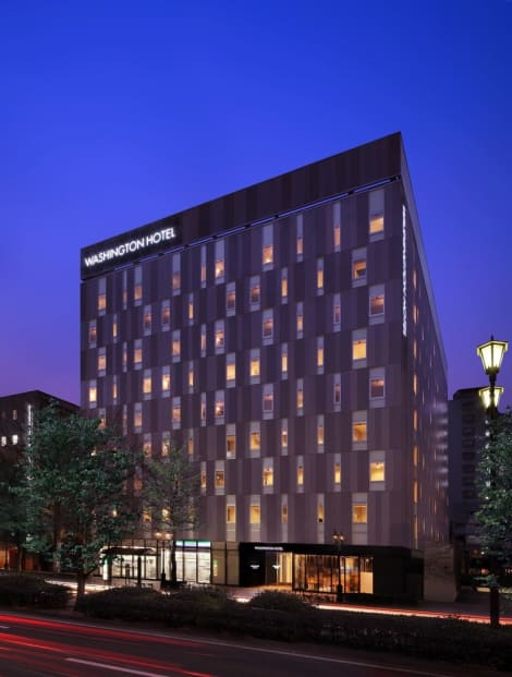 Sendai Washington Hotel
