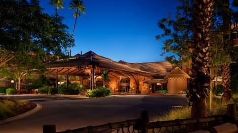 Hotel Disney's Animal Kingdom Villas - Kidani Village