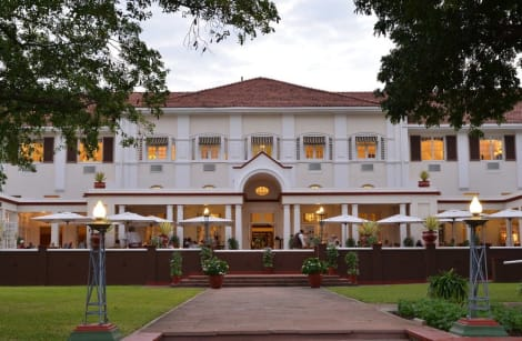 HotelThe Victoria Falls Hotel