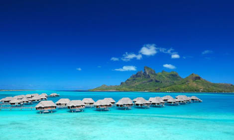 Four Seasons Resort Bora Bora Hotel