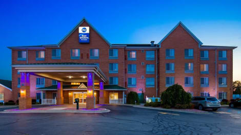 Best Western Executive Inn & Suites Hotel