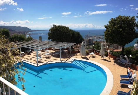 Hotel Villa Poseidon Boutique Hotel ****s & Events