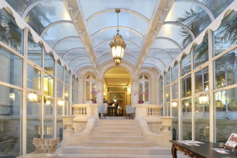 Chateau Hotel & Spa Grand Barrail Hotel