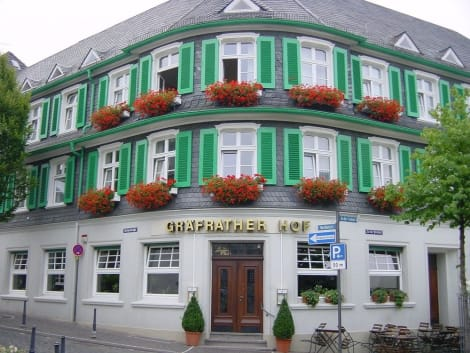 Hotel Gräfrather Hof