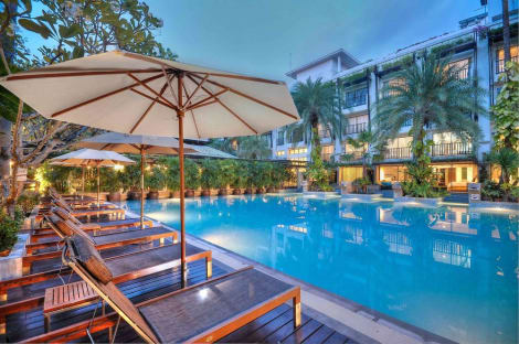 Burasari Phuket Resort & Spa Hotel