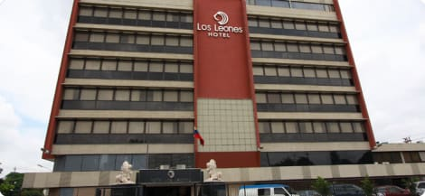 HotelHOTEL LOS LEONES