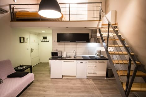 Hotel Downtown Apartments Pula