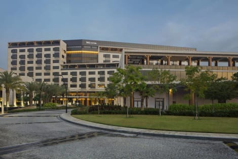 The Westin Doha Hotel & Spa Hotel