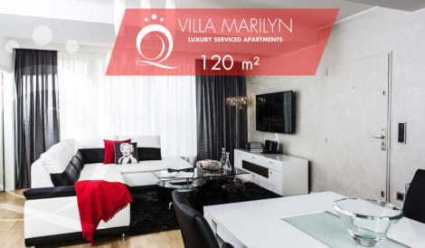 The Queen Luxury Apartments - Villa Marilyn Hotel