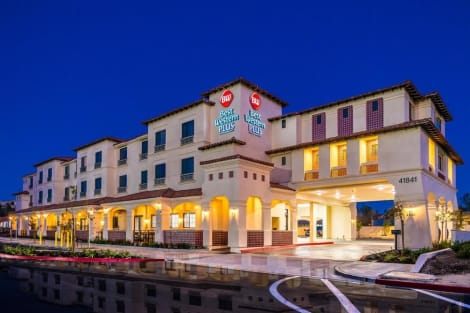 Best Western Plus Temecula Wine Country Hotel &Suites Hotel