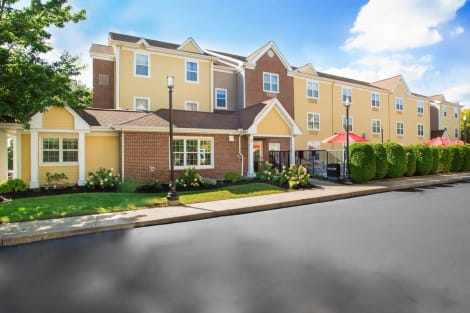 Towneplace Suites By Marriott Boston Tewksbury Apartaments