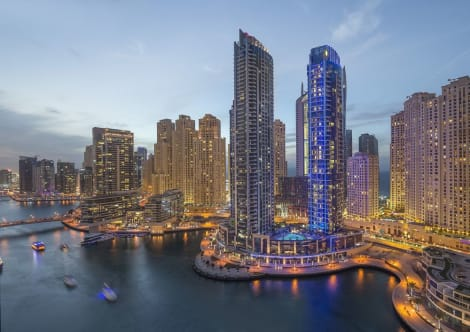 InterContinental Hotels DUBAI MARINA Hotel