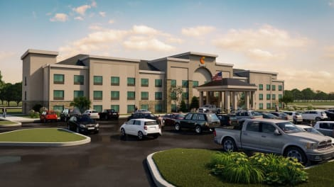 HotelComfort Suites South
