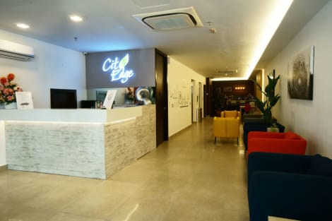 Hotel OYO 264 City Edge Hotel