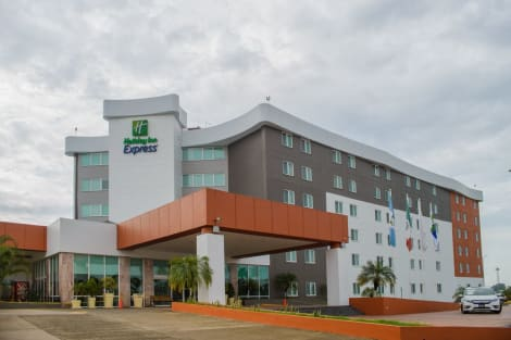Hotel Holiday Inn Express Tapachula, Chis