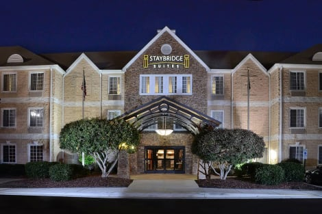 Staybridge Suites Raleigh Durham Airport Hotel