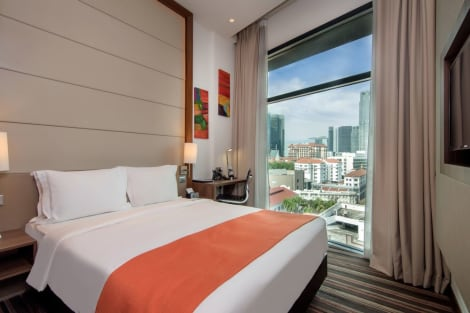 Holiday Inn Express SINGAPORE CLARKE QUAY Hotel