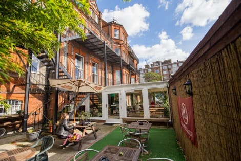 Hotel Palmers Lodge Swiss Cottage - Hostel