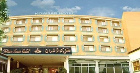 Hotel Parsian Kowsar