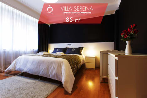 The Queen Luxury Apartments - Villa Serena Hotel