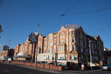 The Cliffs Hotel Blackpool Hotel