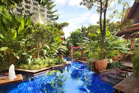 Hotel Sheraton Grande Sukhumvit, Luxury Collection Hotel, Bangkok