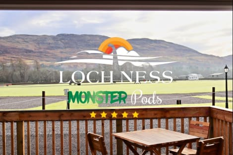 Loch Ness Monster Pods Hotel