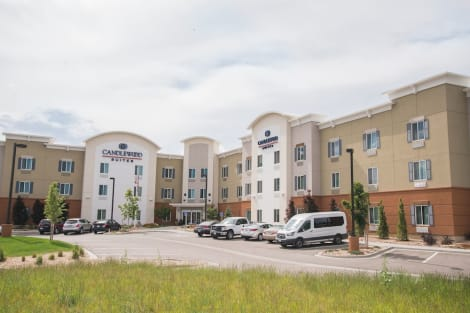 Candlewood Suites Fort Collins Hotel