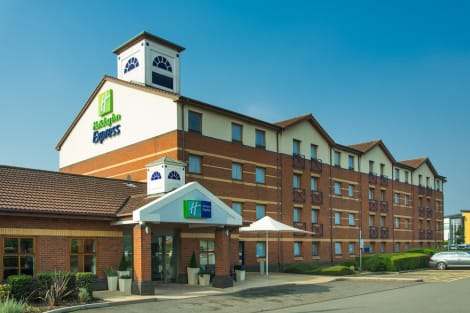 Holiday Inn Express DERBY - PRIDE PARK Hotel