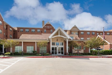 Residence Inn Dallas DFW Airport South/Irving Hotel