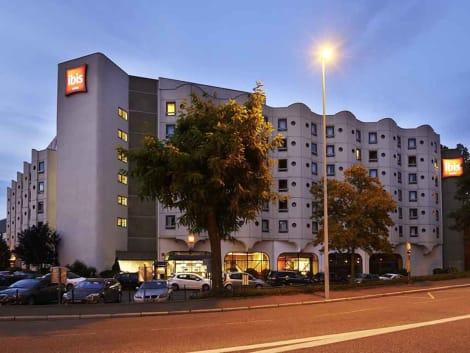 Hotelibis Strasbourg Centre Historique