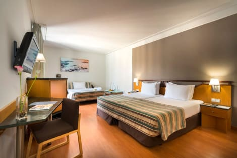 HotelEurostars Mediterranea Plaza