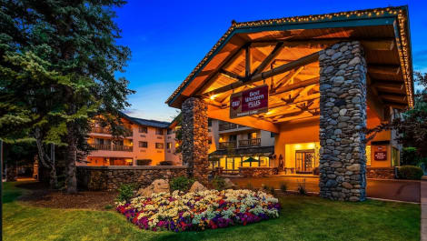 Best Western Plus Kentwood Lodge Hotel