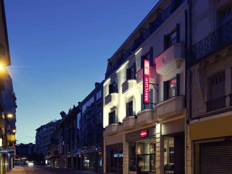HotelHôtel Mercure Annecy Centre