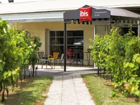 Hotel Ibis Carcassonne Est La Cité