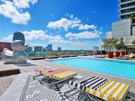 Nuovo Miami Apartments at Brickell - Downtown Hotel