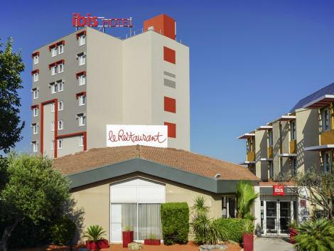 Hotel ibis Béziers Est Méditerranée