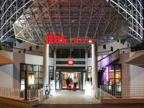 Hotelibis Bordeaux Centre Mériadeck