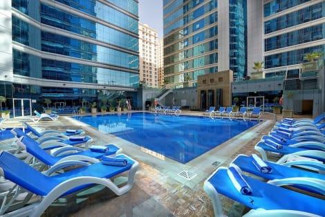 HotelGhaya Grand Hotel Dubai