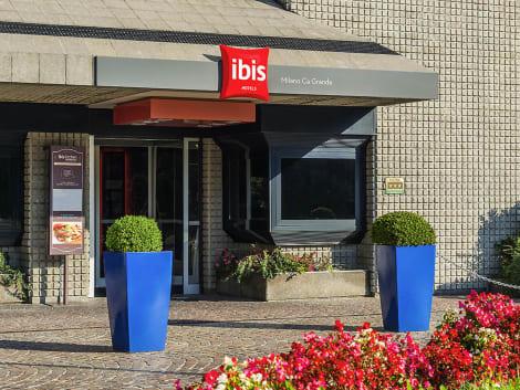 Hotel Ibis Milano Ca Granda